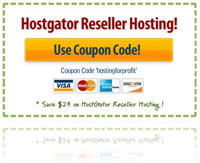 hostgatorcouponcode Why Reseller Hosting?